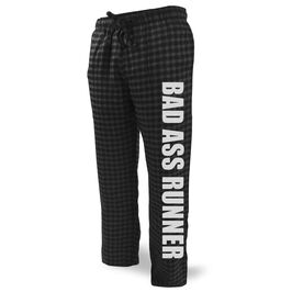 Running Lounge Pants Bad Ass Runner