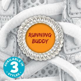 Shoe Lace Charm Running Buddy