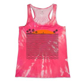 RunTechnology® Performance Tank Top - Chasing Sunsets