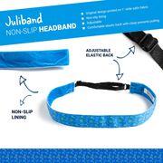 Running Juliband Non-Slip Headband - Summer Run