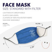 Running Face Mask - Never Too Old