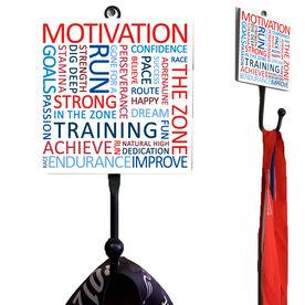 Running Medal Hook - Running Motivation