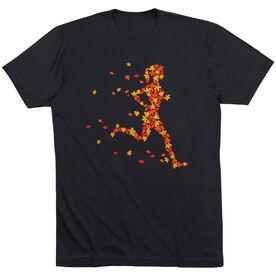 Running Short Sleeve T-Shirt - Leaf Runner
