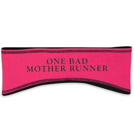 Running Reversible Performance Headband One Bad Mother Runner