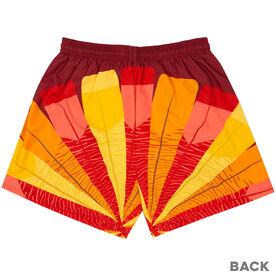 Guys Running Shorts - Run Now Gobble Later