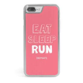 Running iPhone® Case - Eat Sleep Run Repeat