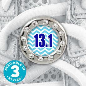 Shoe Lace Charm 13.1 Chevron