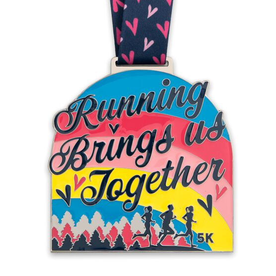 Virtual Race - Running Brings Us Together 5K (2020)