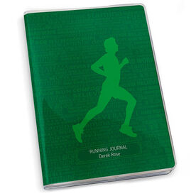 GoneForaRun Running Journal - Running Inspiration Male