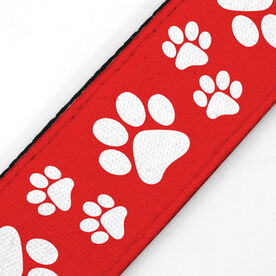 Athletic Juliband No-Slip Headband - Paw Prints
