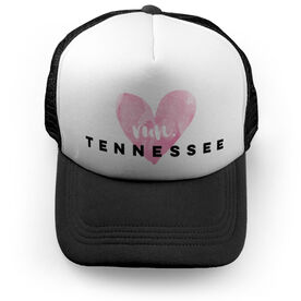 Running Trucker Hat Run Tennessee