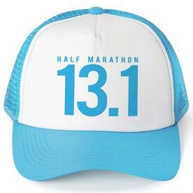 Running Trucker Hat 13.1 Half Marathon