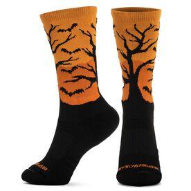 Socrates® Mid-Calf Performance Socks - Be Spooktacular