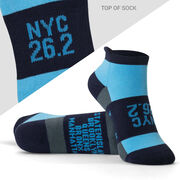 Socrates® Woven Performance Sock - NYC 26.2