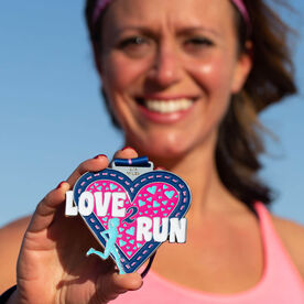 Virtual Race - Love 2 Run 2.14 Miler (2020) - BASIC