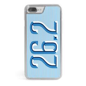 Running iPhone® Case - 26.2 Marathon (Dimensional)