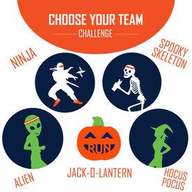 Virtual Race - Haunted Halloween Hustle Challenge (2020)
