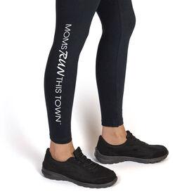 Running Leggings - Moms Run This Town