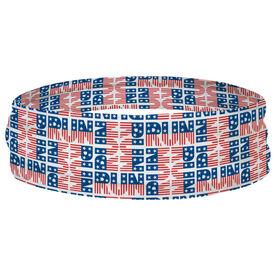 Running Multifunctional Headwear - Run Patriotic RokBAND