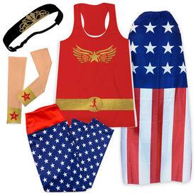 Runner Woman Running Outfit
