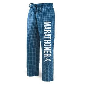 Running Lounge Pants - Marathoner Girl