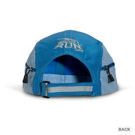 Ultra Pocket Hat for Runners - Blue