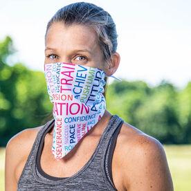 Running Bandana Face Mask - Motivation