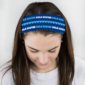 Running Multifunctional Headwear - Sole Sister Repeat RokBAND