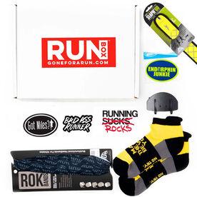 RUNBOX® Gift Set - Fall Rocks