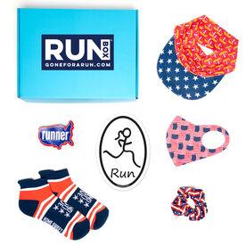 RUNBOX® Gift Set – Run the USA