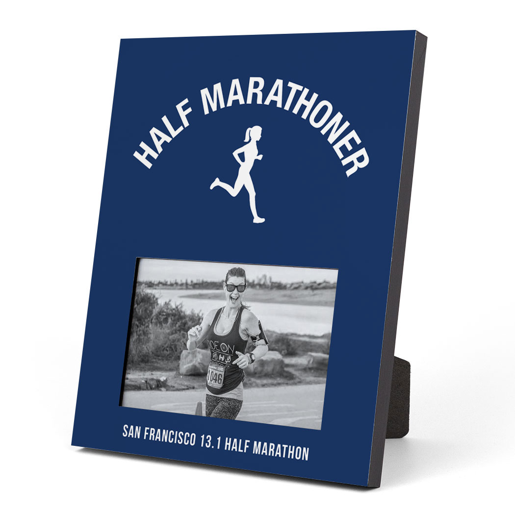 Half Marathon Photo Frames