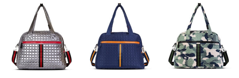 3 Flight Bag Styles