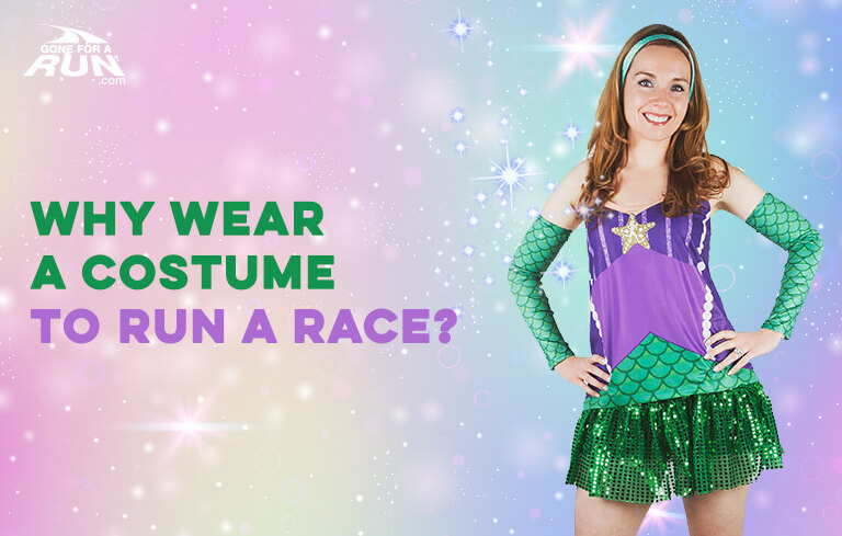 Reasons to wear a costume to run a race