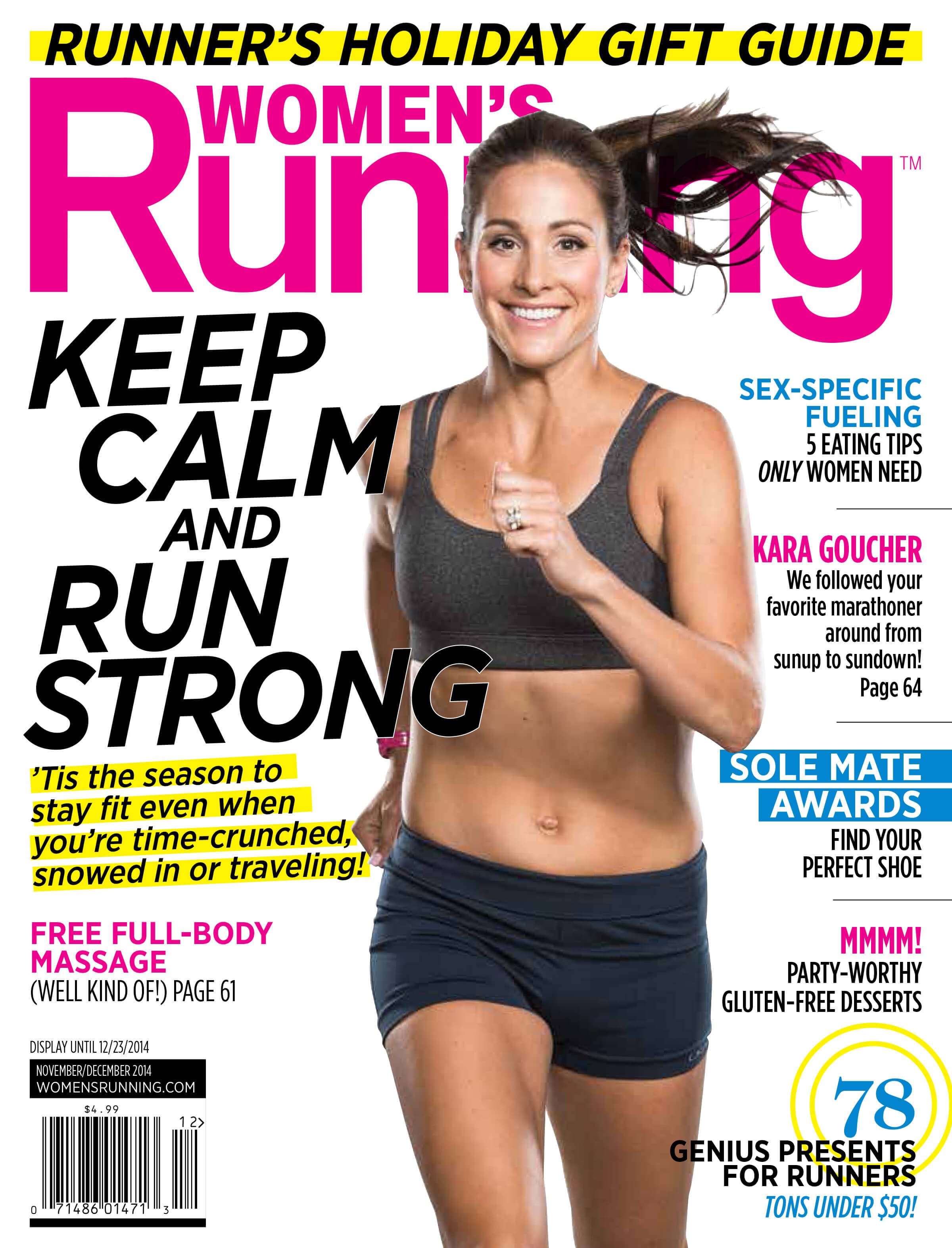 Women's Running November 2014