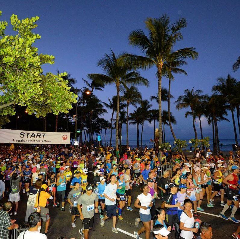 Hapalua Half Marathon