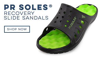 PR SOLES Slide Sandals - Shop Now
