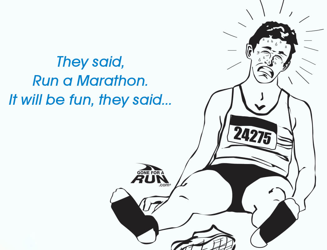 ee34e47e 12 Funny Cartoons About Runners | Funny Running Memes by Gone For a ...