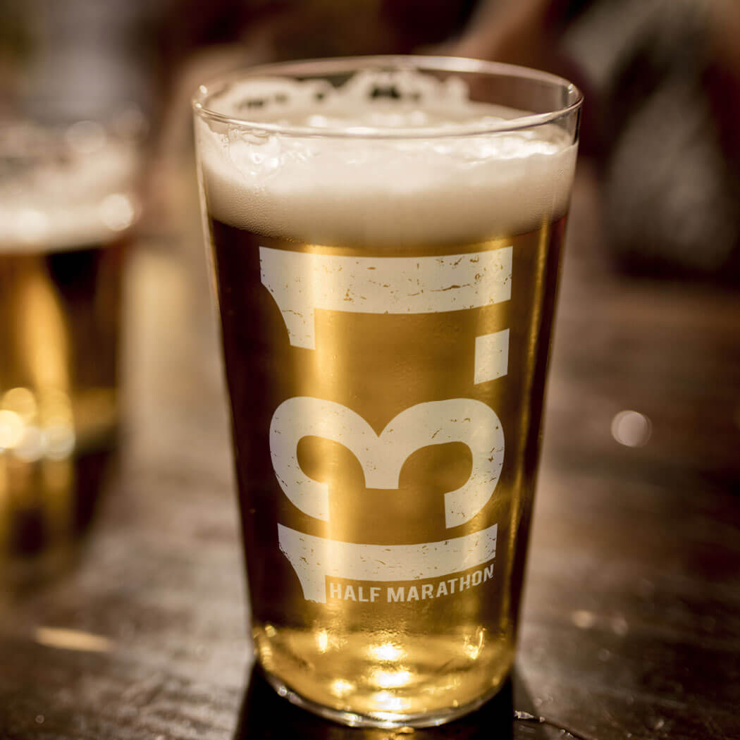 13.1 Beer Pint Glass