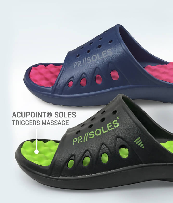 Running Recovery Sandals