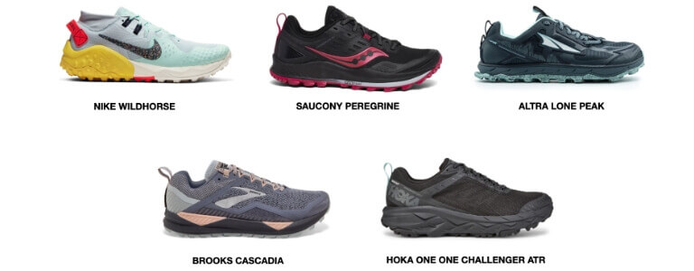 Specialty Running Shoes