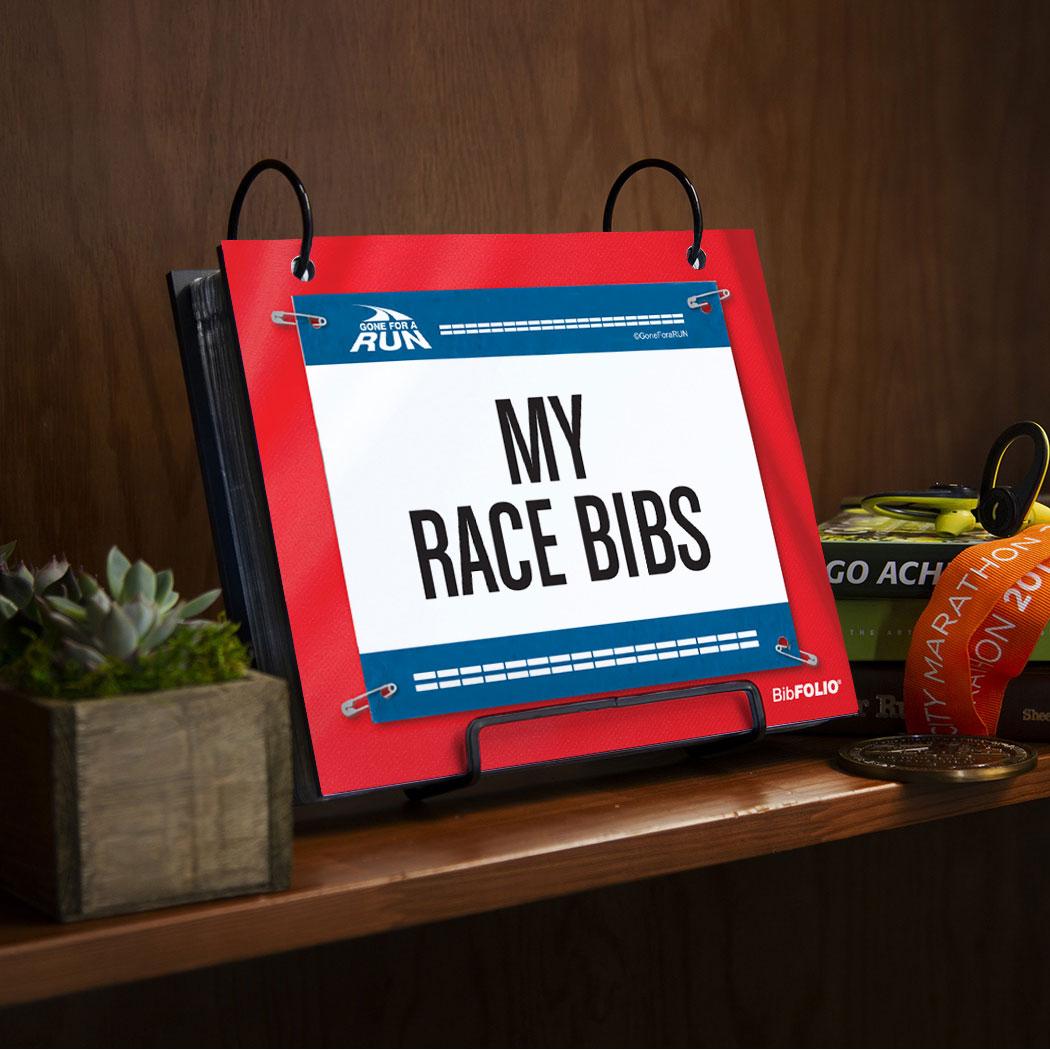 BibFOLIO® Race Bib Album