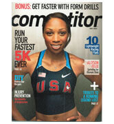 Competitor Magazine May 2012