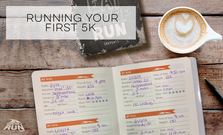 Running Your FIrst 5K Blog