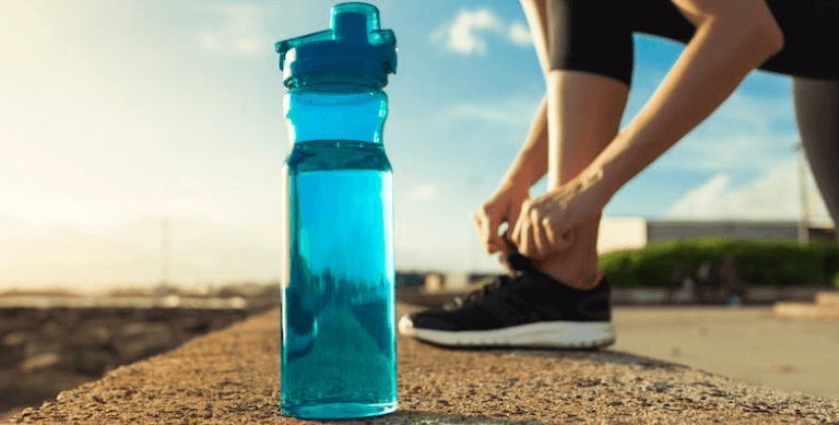Hydrate When Running In The Heat