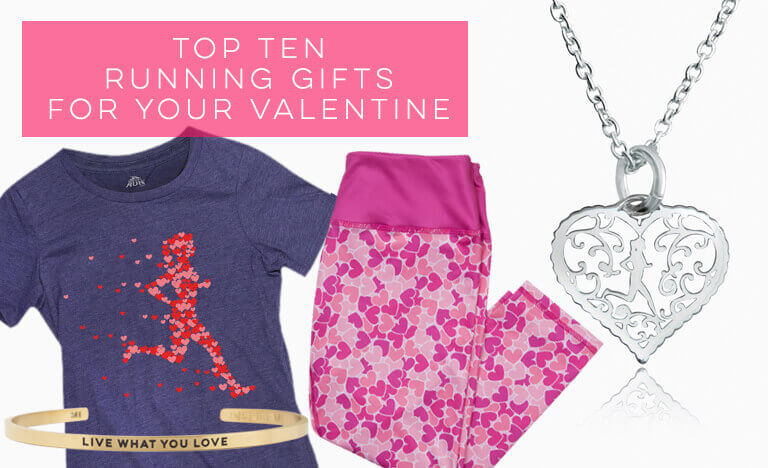Top 10 Running Gifts For Your Valentine