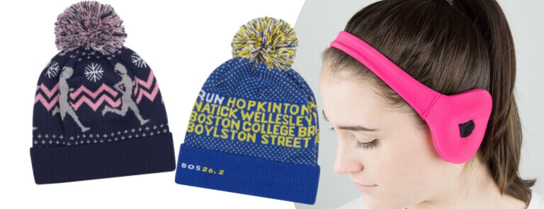 Winter Running Hats from Gone For a Run