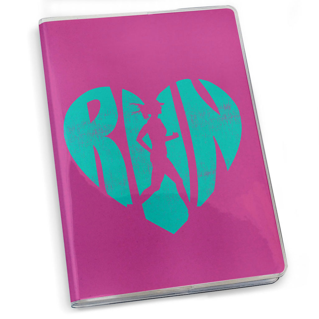 Pink Running Journal