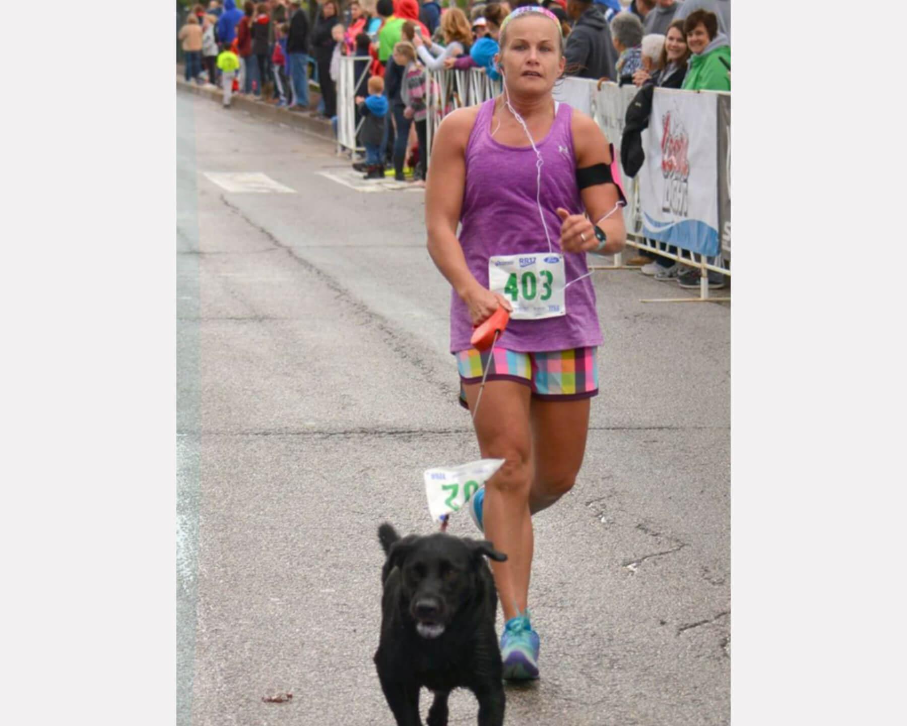 elizabeth morgan run bella run marathon