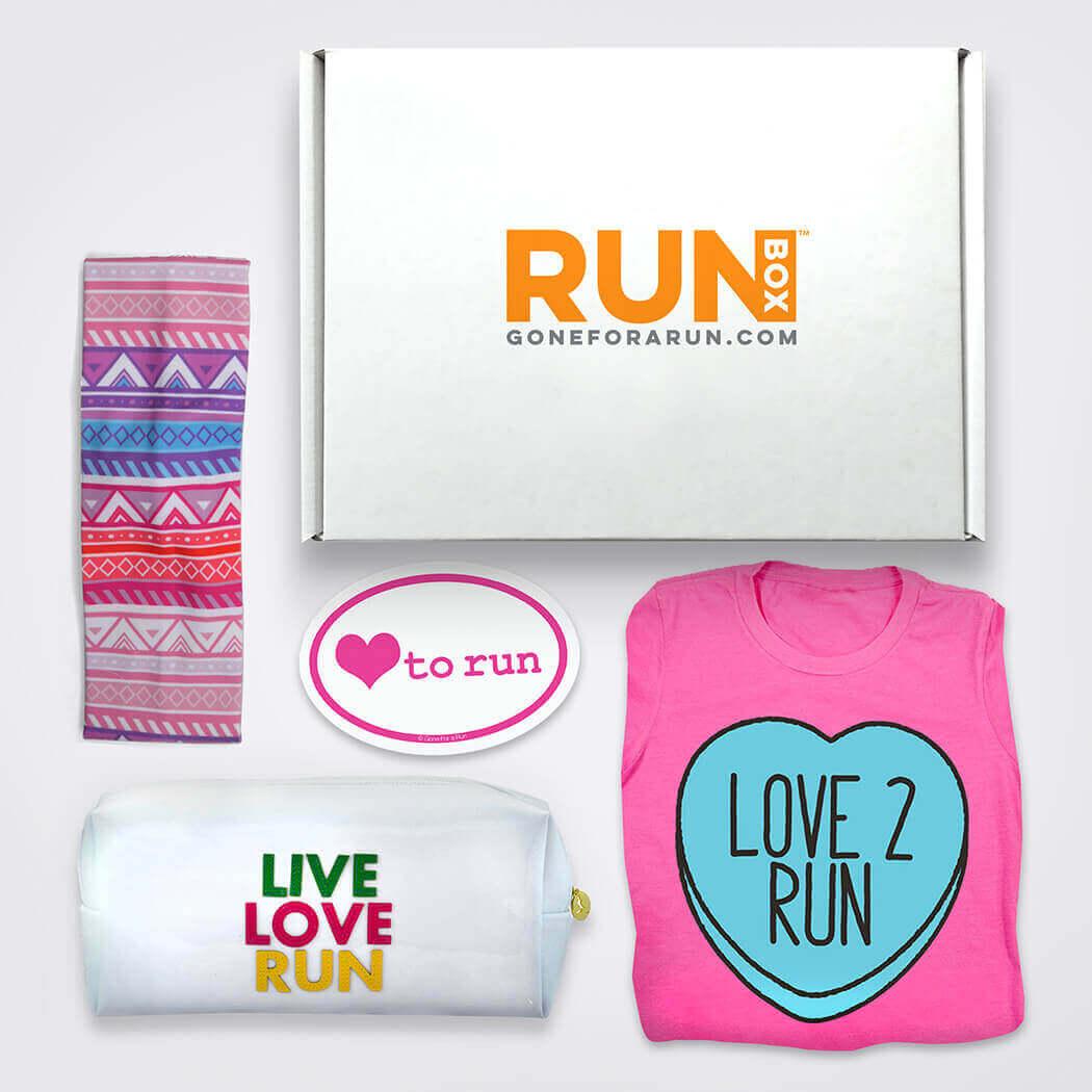 RUNBOX Love 2 Run