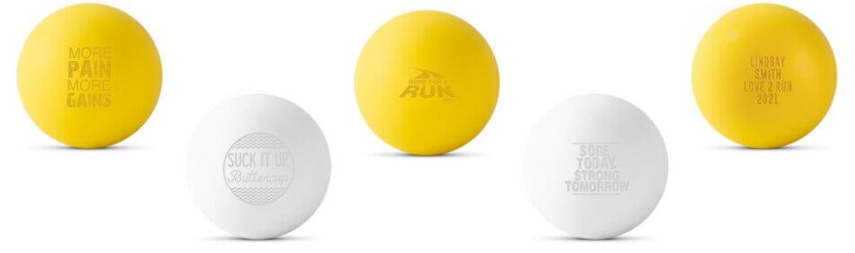 Lacrosse Massage Recovery Balls